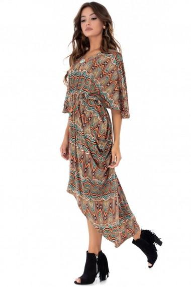 Rochie de zi Roh Boutique - DR3563 multicolora