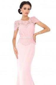 Rochie de seara Roh Boutique ROH-7465 - DR3532 roz