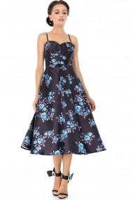 Rochie midi Roh Boutique DR3530 Floral