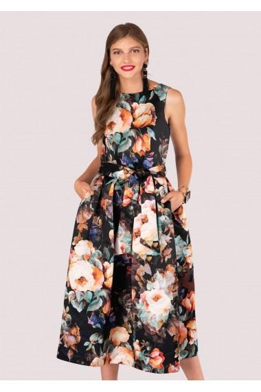 Rochie de seara Roh Boutique DR3609 florala