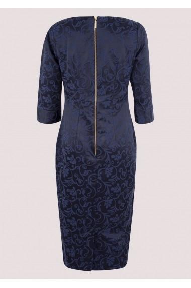 Rochie de seara Roh Boutique DR3603 bleumarin