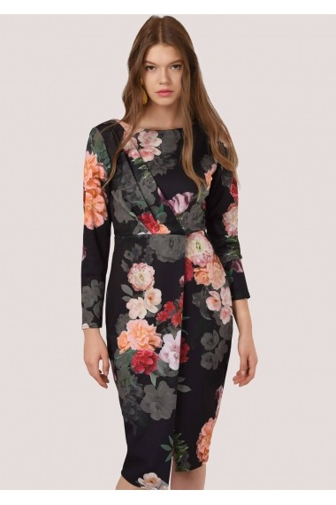 Rochie midi Roh Boutique DR3651 Florala