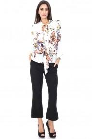 Pantaloni trei sferturi Roh Boutique TR166 Negri