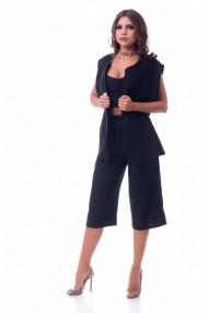 Costum pentru femei DoubleYou Store negru