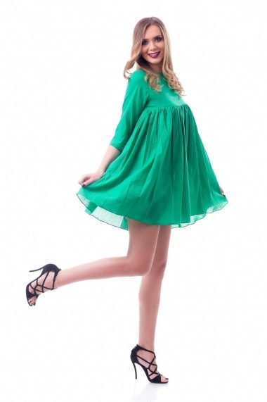 Rochie DoubleYou Store Green Emotion verde