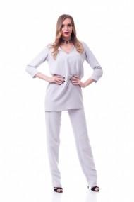 Pantaloni DoubleYou Store Grey Pants