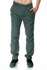 Pantaloni Anthony Green Verde