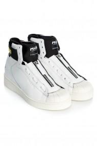 Pantofi sport MITTE LEATHER Alb