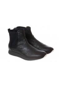 Pantofi sport POLARIS MEN LUX BLACK Negru