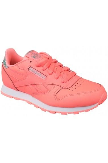 Pantofi sport pentru fete Reebok Classic BUT-BS8981 roz