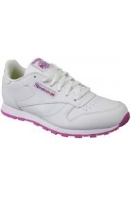 Pantofi sport pentru baieti Reebok Classic BUT-BS8044 alb