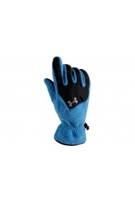 Manusi Under Armour Survivor Fleece Glove 1263380-405 albastru