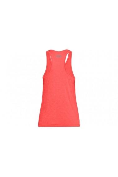 Tricou pentru femei Under Armour UA Tech Graphic Twist Tank 1309896-819