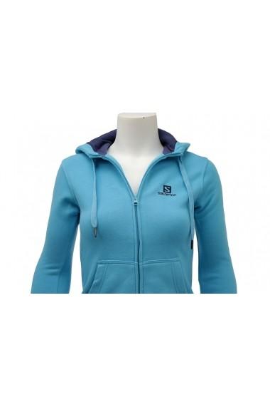 Bluza Salomon Logo Hoodie