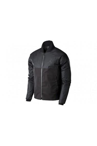 Jacheta Jordan Bomber Jacket Black