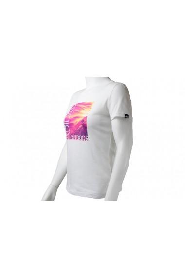 Tricou pentru femei Adidas ADI Landscape Tee AI5930