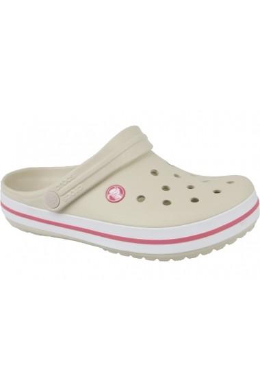 Papuci pentru femei Crocs Crockband 11016-1AS