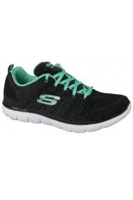 Pantofi sport pentru femei Skechers Flex Appeal 2.0 12756-BKAQ