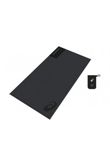 Prosop sport Asics Training Towel 132080-0904 negru