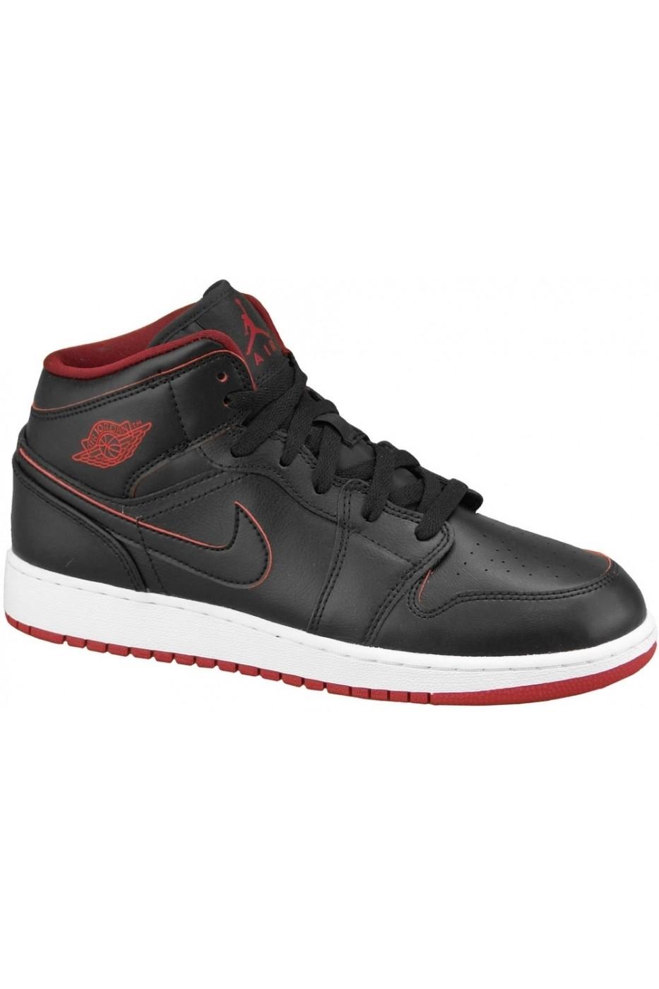 9b0a5355de94fe Pantofi sport pentru barbati Nike Air Jordan 1 Mid - FashionUP!