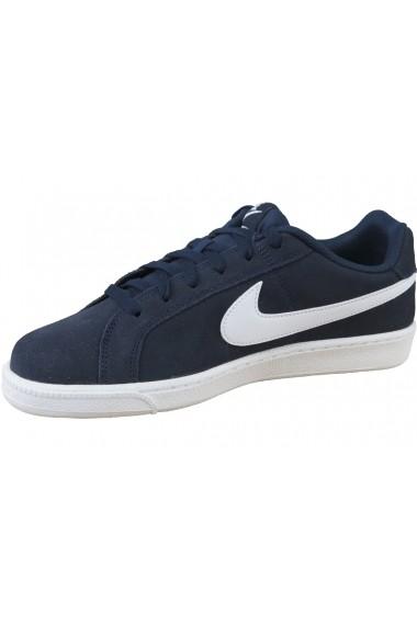 Pantofi sport pentru barbati Nike Court Royale Suede 819802-410