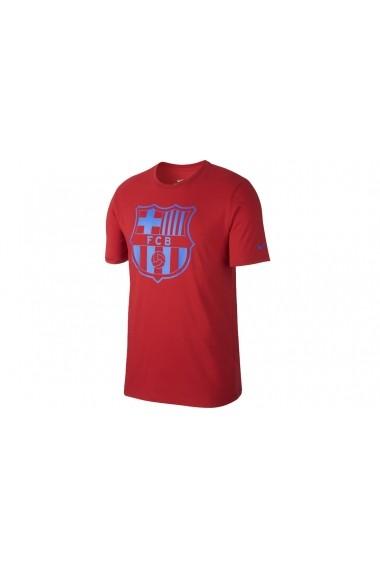 Tricou pentru barbati Nike FC Barcelona Crest Tee 832717-687