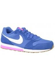 Pantofi sport pentru baieti Nike Md Runner 2 GS 807319-404 mov