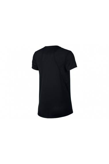 Tricou pentru femei Nike W Run Top SS Tee 890353-010