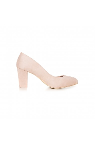 Pantofi cu toc Rammi RMM-8301beige Nude
