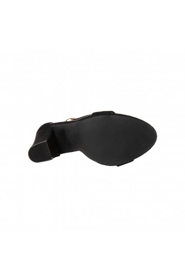 Sandale Rammi RMM-a13015nero Negre