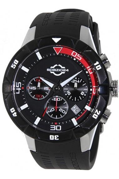 Ceas Spazio 24 L4058-C04N negru