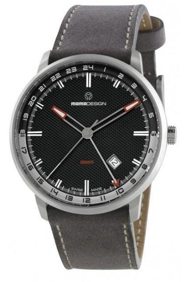 Ceas MOMO DESIGN Mod.ESSENZIALE GMT TWW-MD6005SS-12