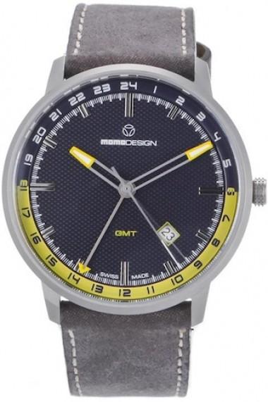 Ceas MOMO DESIGN Mod.ESSENZIALE GMT TWW-MD6005SS-32