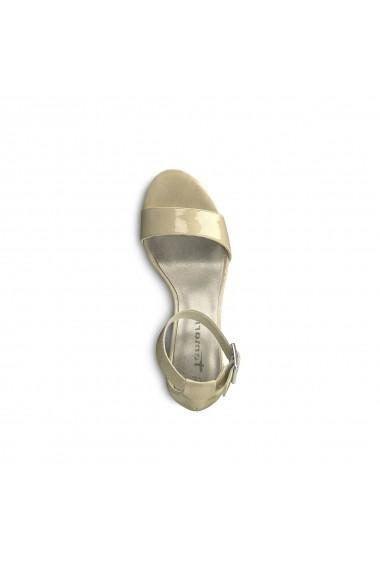 Sandale cu toc TAMARIS GGA565 bej