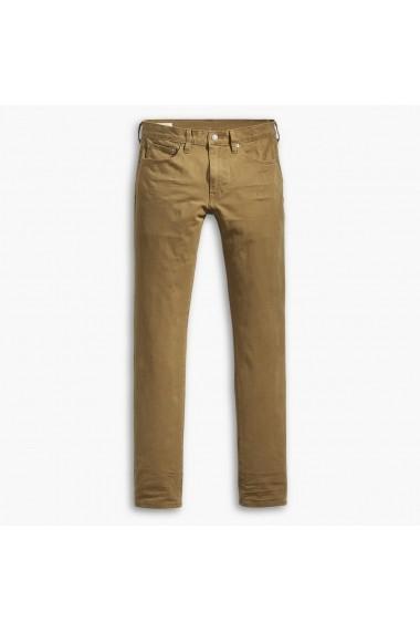 Pantaloni LEVI`S GEA921 maro