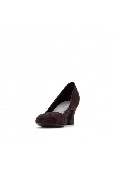 Pantofi cu toc ANNE WEYBURN GEZ864 bordo