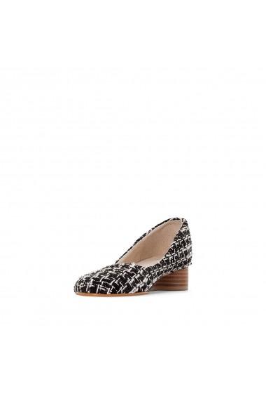 Pantofi cu toc ANNE WEYBURN GEZ839 alb