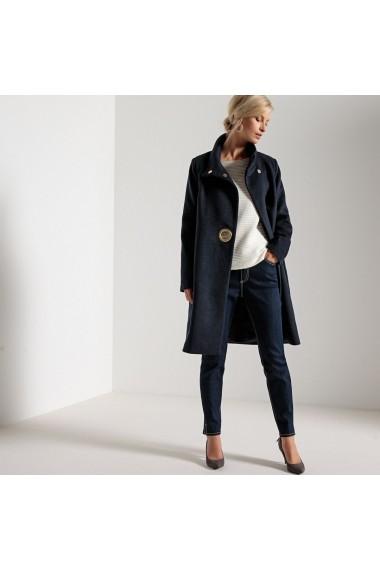 Palton ANNE WEYBURN GEY841 bleumarin - els