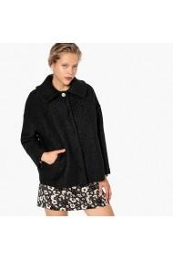 Palton MADEMOISELLE R GFA411 negru - els