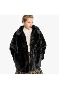 Palton MADEMOISELLE R GFC153 negru