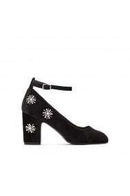 Pantofi cu toc MADEMOISELLE R GEZ091 negru