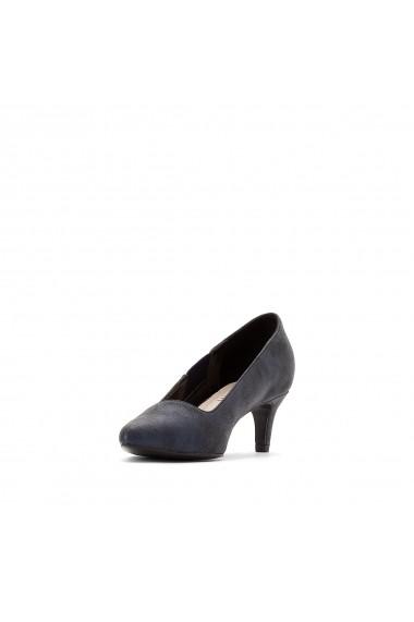Pantofi cu toc MADEMOISELLE R GES392 bleumarin