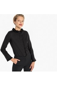 Риза MADEMOISELLE R LRD-GFA094-black Черен