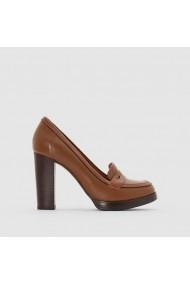 Pantofi cu toc R STUDIO 8383561 maro - els