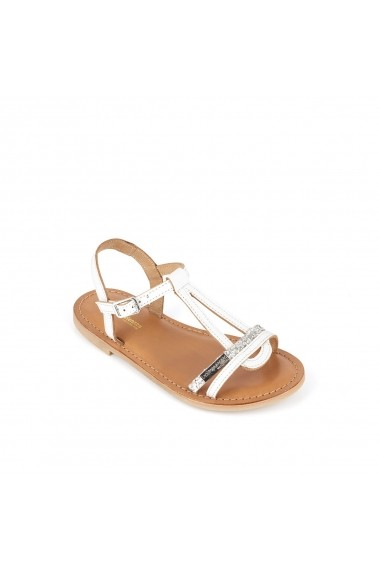 Sandale LES TROPEZIENNES par M BELARBI GGH867 alb
