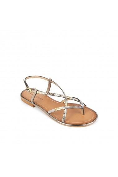 Sandale LES TROPEZIENNES par M BELARBI GGH938 bronz
