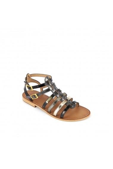 Sandale LES TROPEZIENNES par M BELARBI GGI009 negru