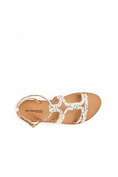Sandale LES TROPEZIENNES par M BELARBI GGI048 alb