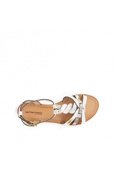 Sandale LES TROPEZIENNES par M BELARBI GGI192 alb