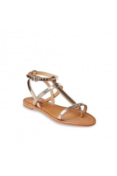 Sandale LES TROPEZIENNES par M BELARBI GGI320 auriu